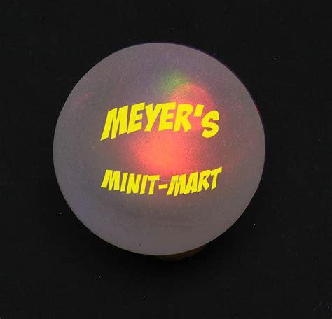 light up bouncy ball 6 quot disco ball centerpiece wholesale china