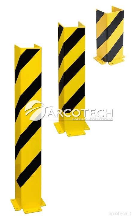 montanti per scaffali paracolpi per scaffali e montanti arcotech srl safety