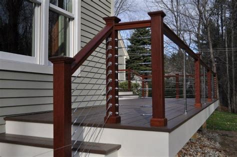 Stainless Steel Deck Railing by 37 Best Images About Cable Railing Deck On