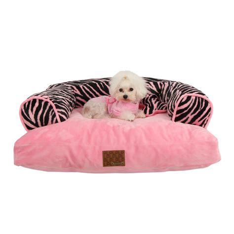pink dog beds safari dog bed by puppia pink baxterboo