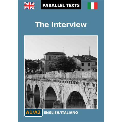 traduzione testo italiano inglese testo inglese italiano the a1 a2