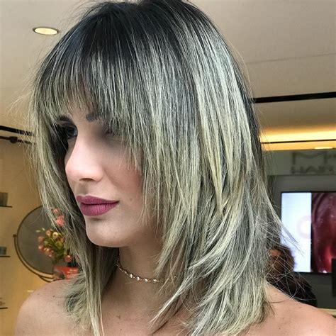 medium shag haircuts   hair types hair adviser