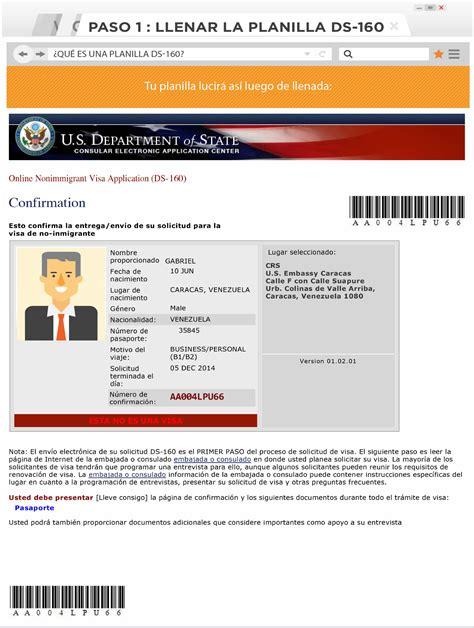 visas de inmigrante embajada de los estados unidos en 191 como realizar la cita para la visa en la embajada de