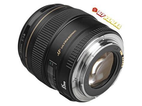 Lensa Canon 85mm F1 8 Usm sewa lensa canon ef 85 f 1 8 usm jogja diykamera