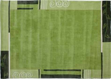 teppich grün gemustert h 228 ngeschrank wei 223 hochglanz