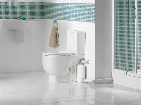 bathroom macerator system sanislim saniflo sales