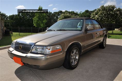 how to sell used cars 2006 mercury grand marquis seat position control 2006 mercury grand marquis