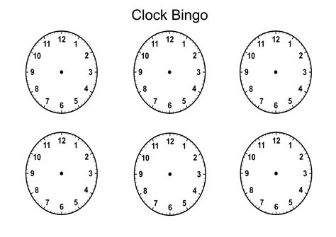 blank time worksheets blank clocks for telling time descargardropbox