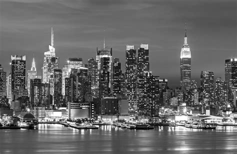 black and white landscape city www pixshark com images