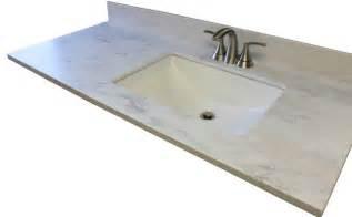 Corian Bathroom Vanity Tops Corian Vanity Top Style Vanity Tops And Side Splashes Other Metro By Nantucket