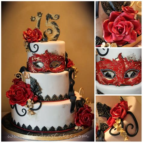 Themed Kitchen Ideas by Masquerade Themed Quince Celebration