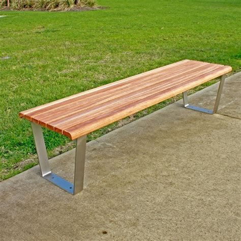 park table bench outdoor furniture for schools councils commercial