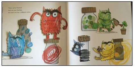 the colour monster the colour monster bookmonsters info