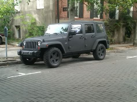 Jeep Plasti Dip Plasti Dip Your Jeep