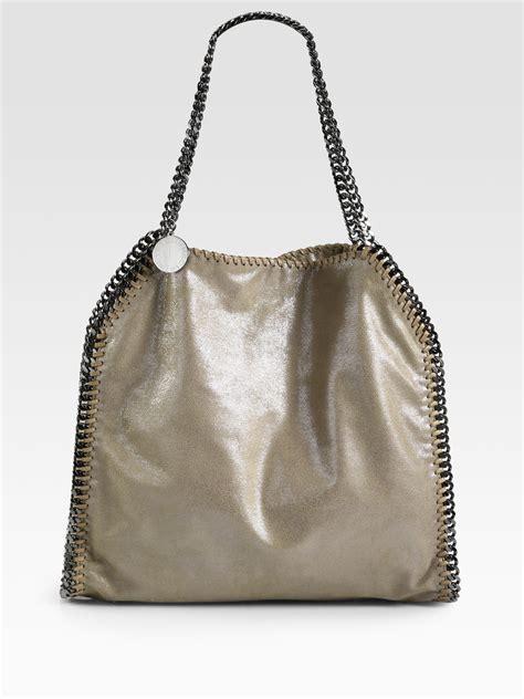 Stella Mccartney Bag stella mccartney baby shoulder bag in brown redwood