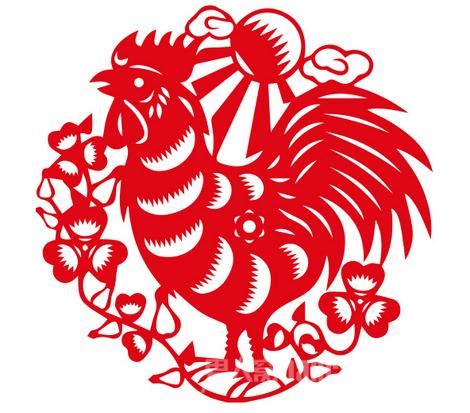new year 2018 rooster 剪窗花福字的详细步骤图 剪窗花福字的详细步骤图解 钟爱阁 http www qqai net
