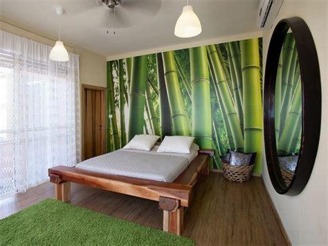 chambre en bambou d 233 coration chambre bambou