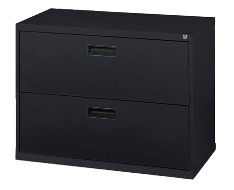 Lateral File Cabinets Metal 2 Drawer Lateral File Steel Cabinet By Edsal In File Cabinets