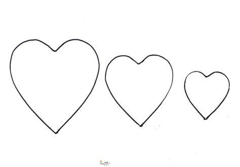 imagenes de corazones sencillos patrones de corazones para imprimir imagui