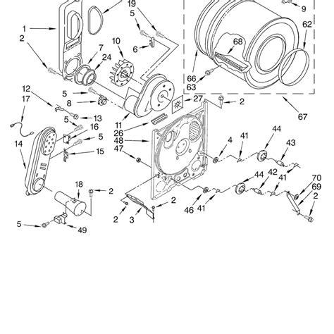 roper dryer model red4440vq1 wiring diagram roper electric