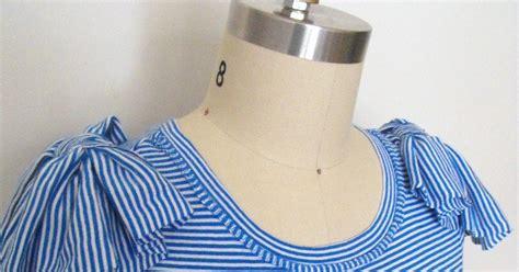 diva tube diy long sleeve  bow sleeve  shirt