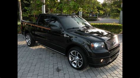 08 Ford F150 by 08 Ford F150 Harley Davidson Edition Truck For Sale