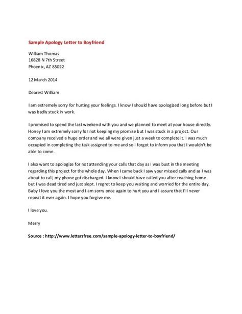 Apology Letter To For Dishonesty Apology Letter To Image Mag