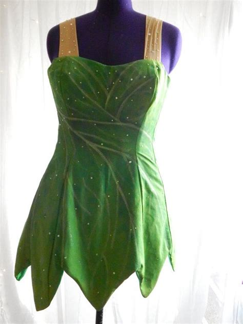 Handmade Tinkerbell Costume - 1000 ideas about tinkerbell costume on