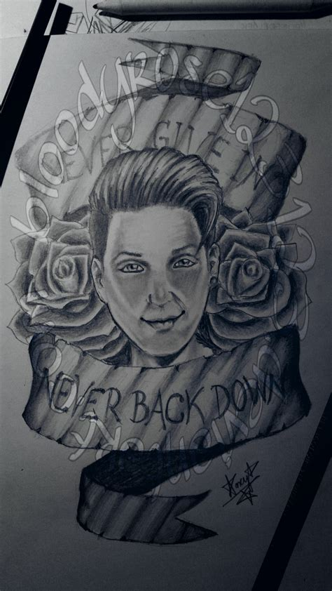 andy tattoo andy biersack tattoos www pixshark images