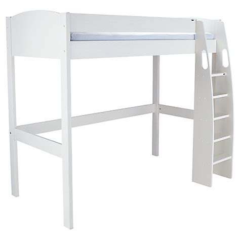White High Sleeper Bed Frame Buy Stompa Uno S Plus High Sleeper Bed Frame Lewis