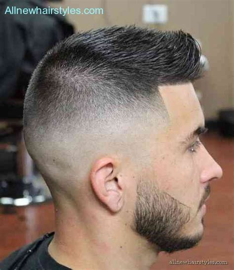 Short faux hawk men hairstyles 2015   AllNewHairStyles.com
