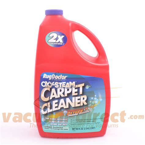 Rug Washer by Rug Doctor Oxy Steam Carpet Cleaner Steam Cleaner Shoo