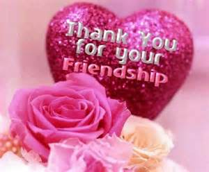 thank you for your friendship pictures photos and images
