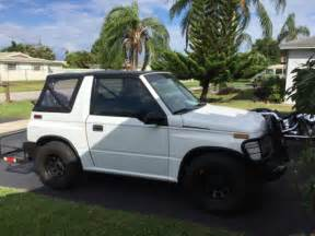 Chevrolet Geo Tracker For Sale 1994 Chevy Geo Tracker Convertable Buggy For Sale
