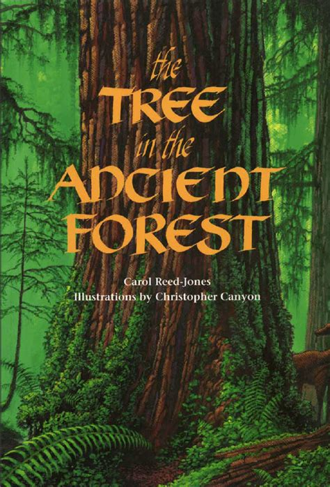 the significance of sustainability books tree in the ancient forest