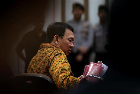 ahok news today court to determine ahok s fate today over blasphemy case