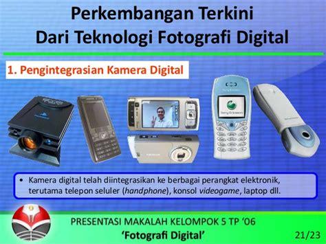 kamera digital rusak fotografi digital
