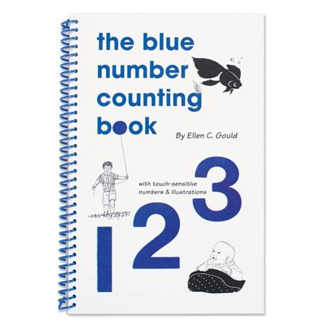 numbers counting numbers counting picture book ages 2 7 for toddlers preschool kindergarten fundamentals series books the blue number counting book for small
