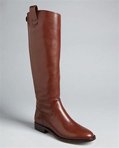michael kors kors boots mariel in brown black