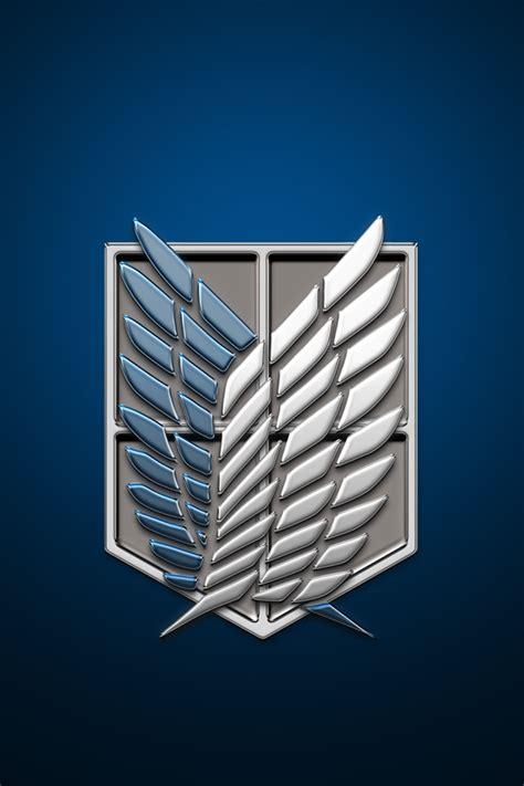 Phone Attack On Titan Scout Legion attack on titan scouting legion iphone wallpaper www