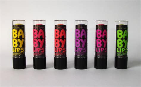 Baby Maybelline Di Indo novit 224 baby electro i nuovi lip balm rock di
