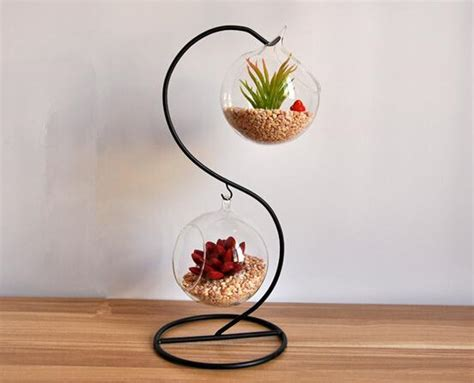 Flower Vase At Home by Wedding Decoration Creative Hanging Glass Vases
