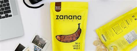 keripik pisang zanana chips