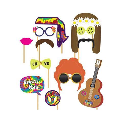 decoracion para fiesta hippie accesorios photocall para fiesta hippie en tu casa en 24h
