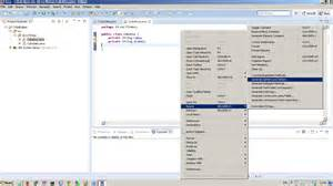 fungsi setter dan getter pada java membangun aplikasi java menggunakan eclipse firman hidayat