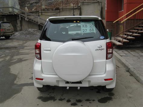 Console Box Teriosrush 1 2008 toyota photos 1 5 gasoline automatic for sale