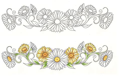 daisy flower tattoo designs tattoos and designs page 45