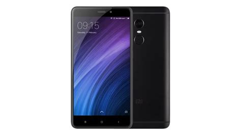 xiaomi note 4 xiaomi redmi note 4 kaina new gadget