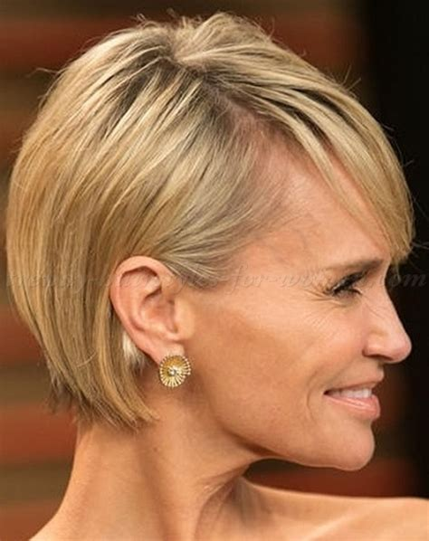 bob hair cut over 50 back short hairstyles over 50 short bob haircut for women