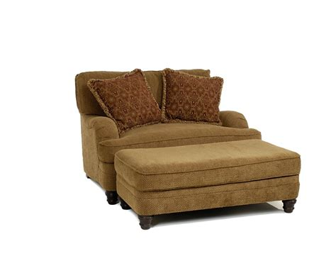 oversized loveseat with ottoman bernhardt quot tarleton quot loveseat with ottoman furniture